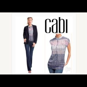 "Cabi ""Astor"" tunic"